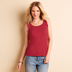 Damen - Tank Top - Gildan - Softstyle