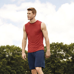 Herren - Tank Top - Gildan - Performance