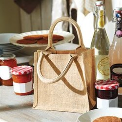 Jutetasche - Westford Mill - Petite Gift Bag