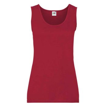 Damen - Tank Top - FotL - Valueweight Lady-Fit Miniaturansicht