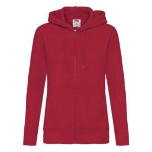 Damen - Sweatjacke - FotL - Hooded Premium Lady-Fit Miniaturansicht