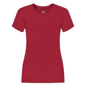 Damen - T-Shirt - FotL - Performance Lady-Fit Miniaturansicht