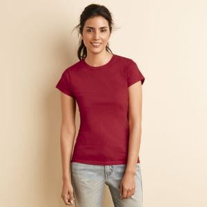 Damen - T-Shirt - Gildan - Softstyle Ring Spun Miniaturansicht
