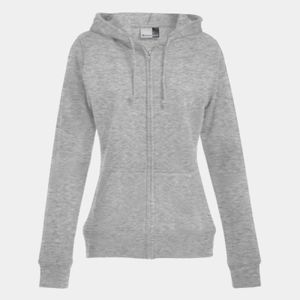 Damen - Sweatjacke - Promodoro - Hooded Superior 80/20 Miniaturansicht