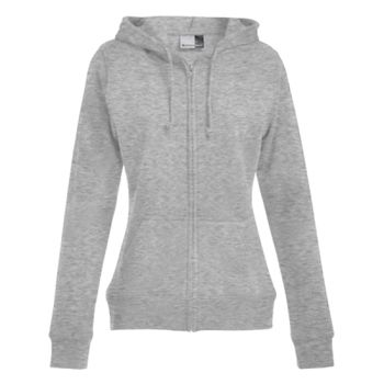 Damen - Sweatjacke - Promodoro - Hooded 80/20 Miniaturansicht