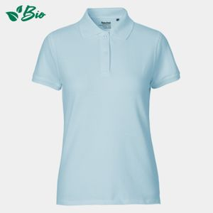 Damen - Poloshirt - Neutral - Fairtrade Organic Miniaturansicht