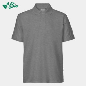 Herren - Poloshirt - Neutral - Fairtrade Organic Miniaturansicht