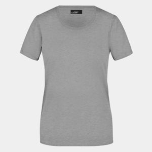 Damen - T-Shirt - James&Nicholson - Slim Fit Miniaturansicht