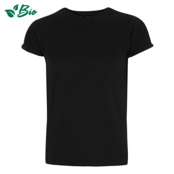 Herren - T-Shirt - Continental Clothing - Bio Roll up Sleeve Miniaturansicht