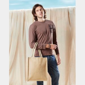 Jutetasche - Westford Mill - Boutique Shopper Miniaturansicht