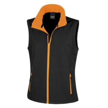 Damen - Softshell Bodywarmer - Result Core Miniaturansicht